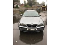 BMW ESTATE, UNBELIEVABLE CAR, LONG MOT £1095