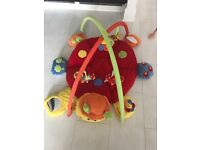 Mothercare baby play may / play gym