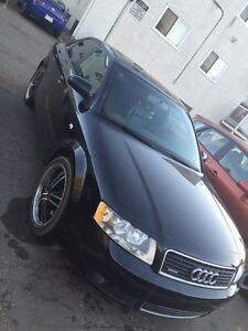 2005 Audi A4. Willing to bargain