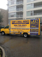 Moving, Delivery, Junk Removal Office moves - Guy with a truck!