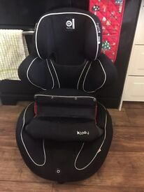 Kiddy Car Seat (9months - 4 years, approx)