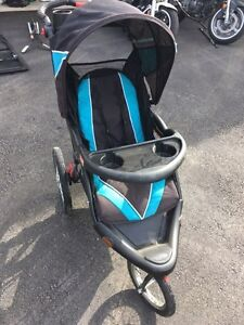 Baby tend expedition stroller