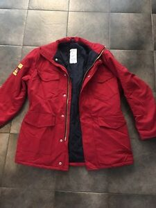 Flame Resistant Insulated Jacket Size 42R