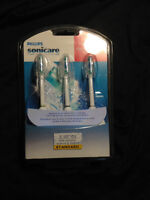 Philips Sonicare Brush heads (3) Brand New E-Series