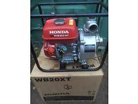 Brand new Honda waterpump made by Honda £200 bargain