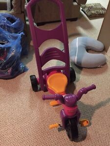 Fisher Price Convertible Tricycle