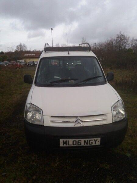 52cafa3a21 Citroen Berlingo Enterprise 06 Plate 1.9l. Swansea £999.00
