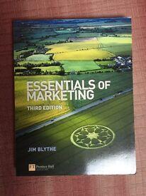 Essentials Of Marketing - Third Edition by Jim Blythe