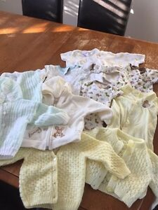 Unisex newborn clothes