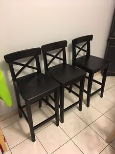 IKEA bar stool chairs