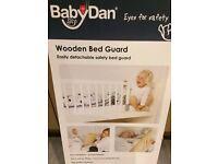 Babydan White Bedguard