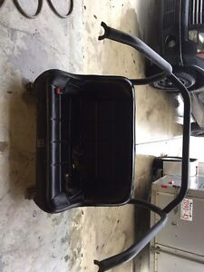 Can-am Commander Backseat and Roll Cage