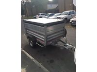Daxara 198 Tipper Trailer with Extra Extention Sides