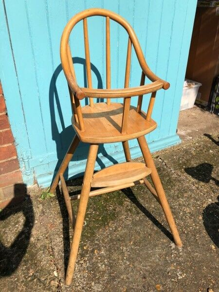 Free - vintage style high chair & Free - vintage style high chair | in East Dulwich London | Gumtree