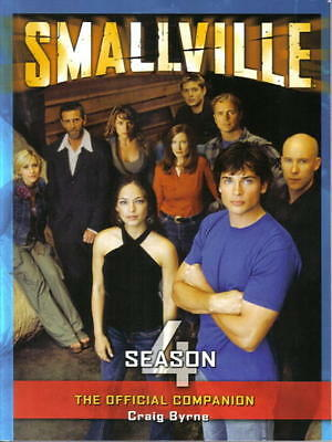 Smallville TV Series Season 4 Companion Trade Book, UK