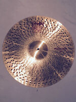 Crash 19 po. pAiSTe 2002 MINT CONDITION (drum / batterie) 235$