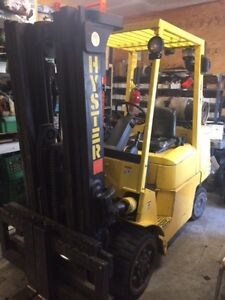 Hyster S80XM LOW HOURS! GREAT CONDITION