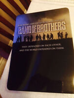 Band of Brothers DVD BOX SET TIN CASE