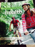 An Invitation to Health, fourth Canadian edition