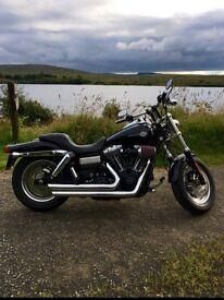 2013 Harley Davidson FXDF Fat Bob 1690