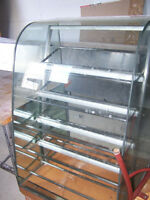 "Display Case 36 "" Glass $ 150.00 ea. call 727-5344"