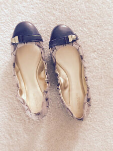 Coach ballet flats NEW!  size 7 Windsor Region Ontario image 2