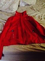 55$ Red BBQ Bench Jacket