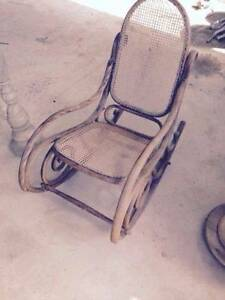 Rocking chair - Michael Thonet - Bentwood Mount Nasura Armadale Area Preview