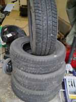 Cooper touring tires