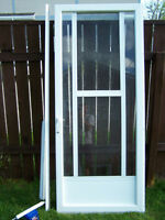Rare 34 inch Screen Door