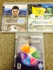PS3 game - PES 2008