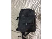 Calumet large camera bag with laptop compartment