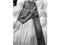 3 X pair H&M maternity jeans