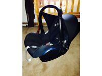 Maxi-Cosi CabrioFix car seat and base