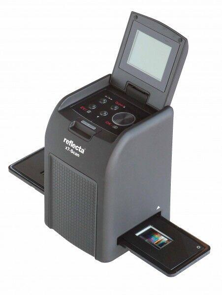 Reflecta X7 NEGATIVO/SCORREVOLE Scanner - 14 Megapixel qualità