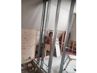 Partition, plastering, painting,builder 07462664164