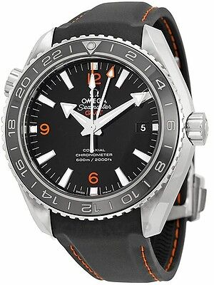 232.32.44.22.01.002 | NEW OMEGA SEAMASTER PLANET OCEAN GMT MENS AUTOMATIC WATCH