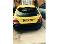 Spares or repairs mg zr yellow