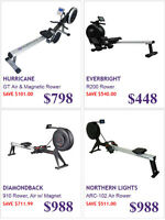 !!!BEST PRICES!!! BRAND NEW ROWERS ON SALE!!!