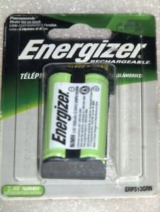 BRAND NEW ENERGIZER HHR-P513A P-P513 RECHARGEABLE PHONE BATTERY