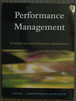 Performance Management textbook NEW