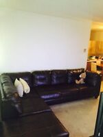 SUBLET: 2 bedroom apartment, all bills included