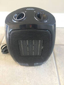Ceramic Heater (2 Available)