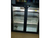 Large fridge incubator - reptile eggs.