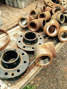 Large pipe fittings