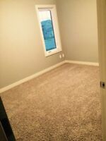 New bedroom with own bathroom