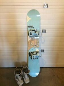 Solace snowboard