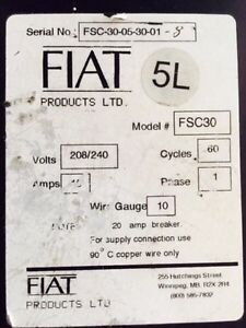 FIAT STEAM GENERATOR UNIT - first $150 gets its Kitchener / Waterloo Kitchener Area image 4
