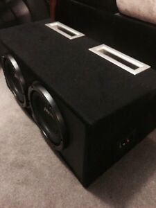 ^** COMPETITION PREMIER PIONEER SUBS IN PORTED BASSWORX BOX Kitchener / Waterloo Kitchener Area image 1