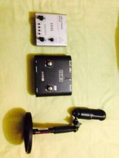 Vocal/Guitarist Recording Equipment Tweed Heads 2485 Tweed Heads Area Preview